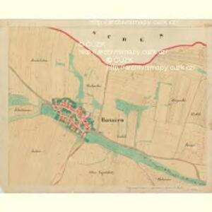 Ranzern - m2556-1-002 - Kaiserpflichtexemplar der Landkarten des stabilen Katasters