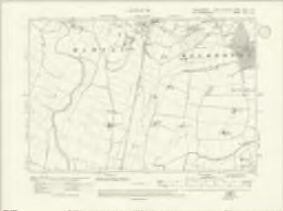 Lincolnshire XCIV.SE - OS Six-Inch Map
