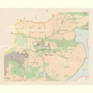 Sobiesuk (Soběsuky) - c7119-1-002 - Kaiserpflichtexemplar der Landkarten des stabilen Katasters