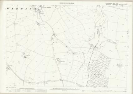 Staffordshire XXVIII.15 (includes: Adbaston; Cheswardine) - 25 Inch Map