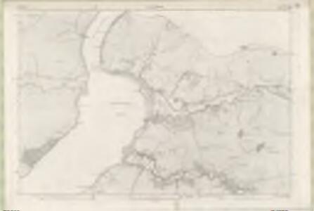 Inverness-shire - Mainland Sheet XLVII & XLVIIa - OS 6 Inch map