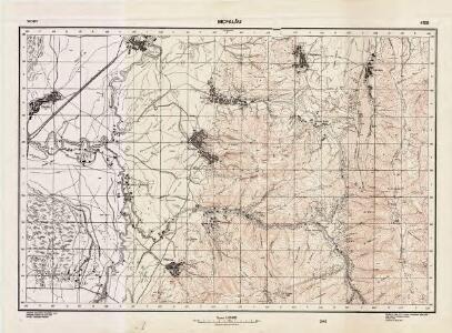 Lambert-Cholesky sheet 4158 (Bicfalău)