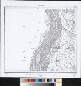 Meßtischblatt [8011] : Hartheim, 1878