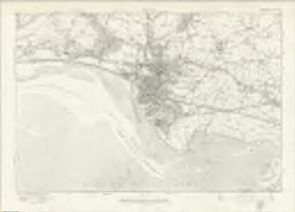 Carmarthenshire LVIII - OS Six-Inch Map