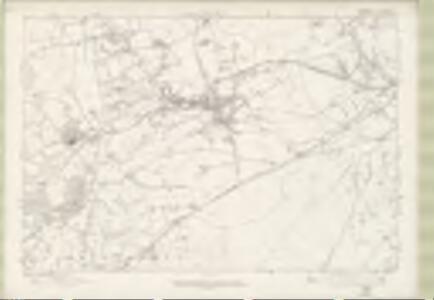Lanarkshire Sheet XIII - OS 6 Inch map