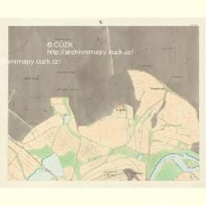Podhrad - c1894-1-010 - Kaiserpflichtexemplar der Landkarten des stabilen Katasters
