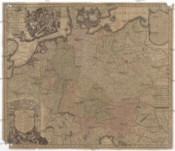 Imperium Romano-Germanicum in suos circulos electorat. et status