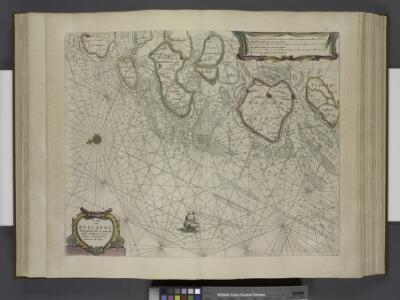 De Zee-kusten van Zeelandt, begrijpende de gaten als van de Wielingen, ter Veere, Zierickzee, Brouwershaven, en Goeree.