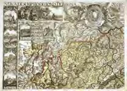 Nova descriptio ditionis Tigurinæ, regionumque finitimarum, 1
