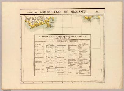 Embouchure du Mississipi. Amer. Sep. 61.