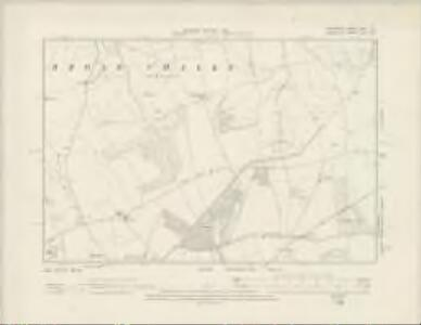 Wiltshire LXX.SE - OS Six-Inch Map