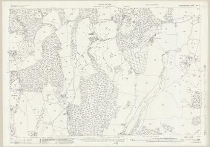 Herefordshire XLII.5 (includes: Bromsberrow; Eastnor; Ledbury Rural) - 25 Inch Map