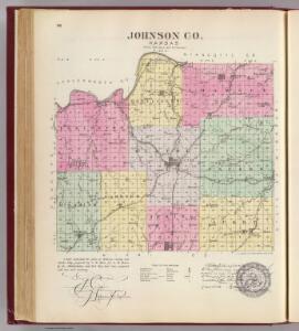 Johnson Co., Kansas.