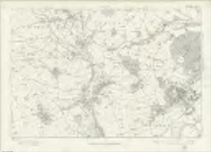 Derbyshire LI - OS Six-Inch Map