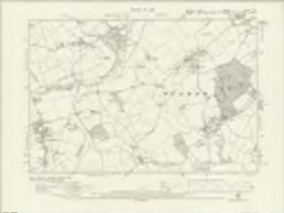 Suffolk LXXIX.NW - OS Six-Inch Map