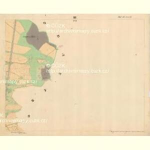 Gross Umlowitz - c5466-1-003 - Kaiserpflichtexemplar der Landkarten des stabilen Katasters