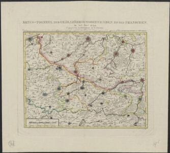 Krygs-tooneel der geälliëerde moogendheden en der Franschen, in het jaar 1794