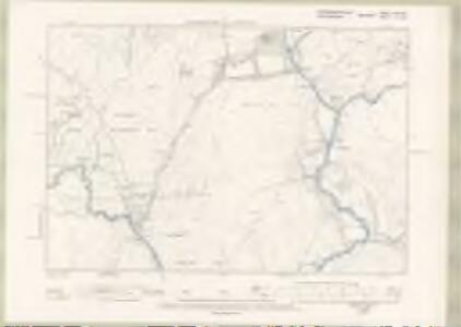 Kirkcudbrightshire Sheet XXIII.NE - OS 6 Inch map