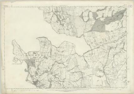 Denbighshire XI - OS Six-Inch Map