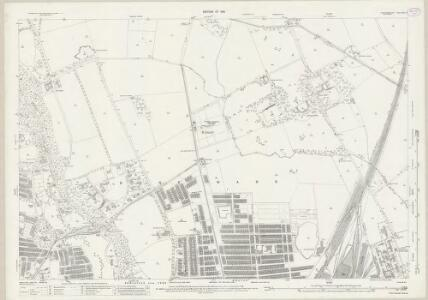 Northumberland (New Series) XCV.5 (includes: Newcastle Upon Tyne; Walker; Wallsend) - 25 Inch Map