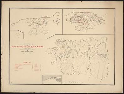 Atlas linguistique des parlers berbères. Algérie, Territoires du Nord. Jument (Pl)