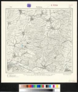 Meßtischblatt 2375 : Northeim, 1925