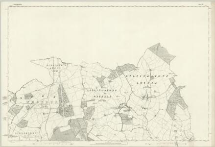 Buckinghamshire VII - OS Six-Inch Map