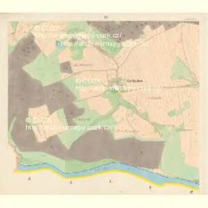 Prabsch - c8779-1-009 - Kaiserpflichtexemplar der Landkarten des stabilen Katasters