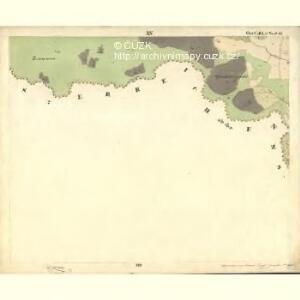 Heuraffel - c6182-1-015 - Kaiserpflichtexemplar der Landkarten des stabilen Katasters
