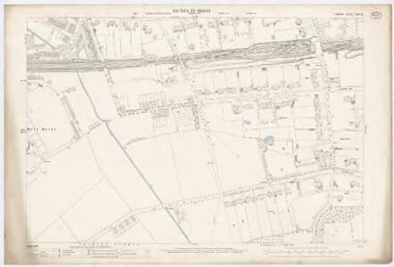 London XVI.65 - OS London Town Plan