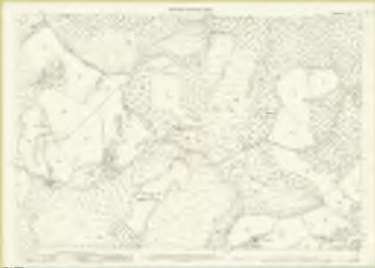 Nairnshire, Sheet  008.03 - 25 Inch Map