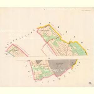 Schluckenau - c7751-1-001 - Kaiserpflichtexemplar der Landkarten des stabilen Katasters