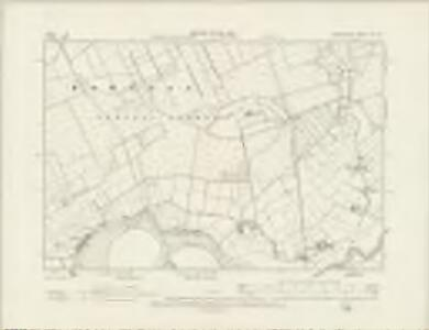 Cumberland XIV.SE - OS Six-Inch Map