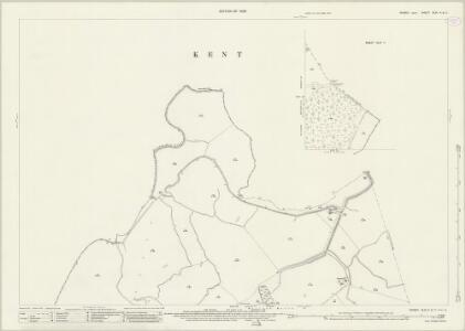Sussex XLVI.6 & 11 (includes: Broomhill; Lydd; Old Romney) - 25 Inch Map