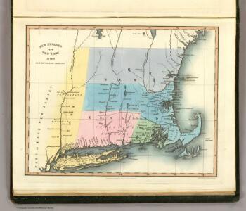 New England, N.Y. 1697.