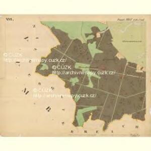Hoeflein - m0703-1-016 - Kaiserpflichtexemplar der Landkarten des stabilen Katasters