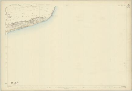 Dorset LVII.6 (includes: Studland; Swanage) - 25 Inch Map