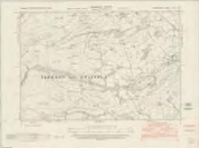 Radnorshire XXIX.NE - OS Six-Inch Map