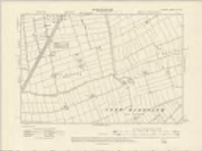 Norfolk LVI.SE - OS Six-Inch Map