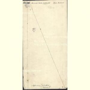 Lichtbuchet Ober - c2161-1-022 - Kaiserpflichtexemplar der Landkarten des stabilen Katasters