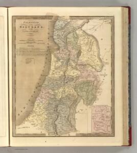 Palestine, or the Holy Land, Or the Land of Canaan.