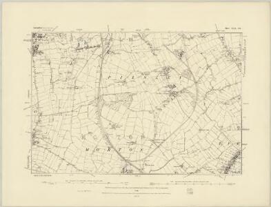 Derbyshire XXX.SW - OS Six-Inch Map