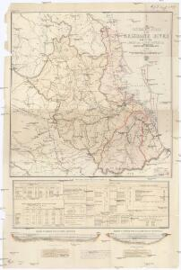 The catchment areas of the Brisbane River and of the Logan and Albert Rivers &c