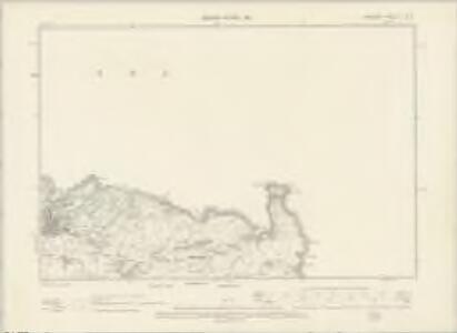 Anglesey III.NE - OS Six-Inch Map