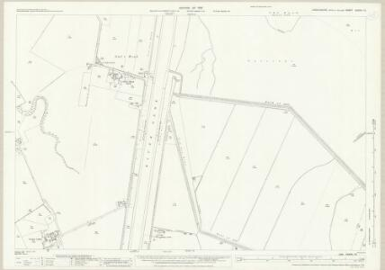 Lincolnshire CXXXVI.12 (includes: Central Wingland; Sutton Bridge) - 25 Inch Map