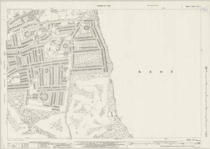 Surrey XIV.12 (includes: Beckenham; Croydon St John The Baptist) - 25 Inch Map