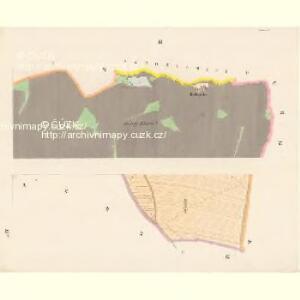 Chlumetz - c2522-1-003 - Kaiserpflichtexemplar der Landkarten des stabilen Katasters