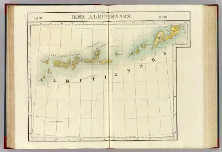 Iles Aleutiennes. Asie 39.