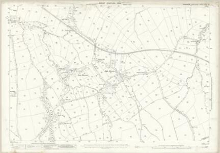 Yorkshire XXXII.16 (includes: Fylingdales; Hawsker With Stainsacre) - 25 Inch Map