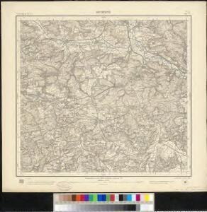 Meßtischblatt 47 = [7024] : Gschwend, 1904
